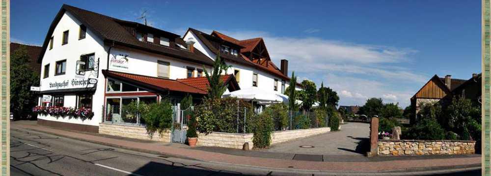 Sterne Hotel Restaurant Hirsch