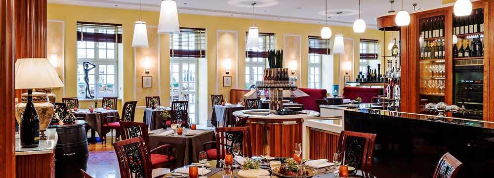 Restaurant Intermezzo im Hotel Taschenbergpalais Kempinski in Dresden