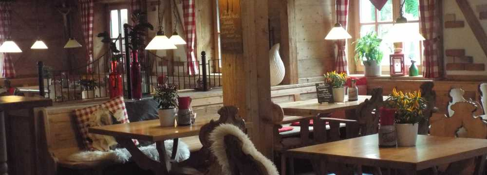 Restaurants in Wirges: Stadl Wirges