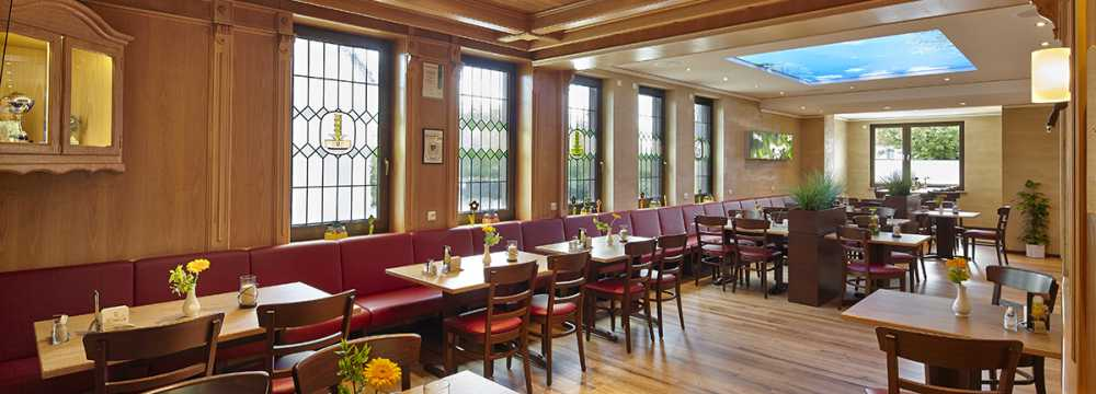 Restaurants in Winterspelt: Haus Hubertus Hotel Restaurant