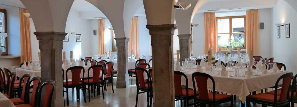Restaurants in Beilngries: Restaurant im Brauereigasthof und Hotel Schattenhofer