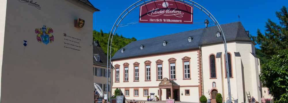 Restaurants in Bernkastel-Kues: Brauhaus Kloster Machern