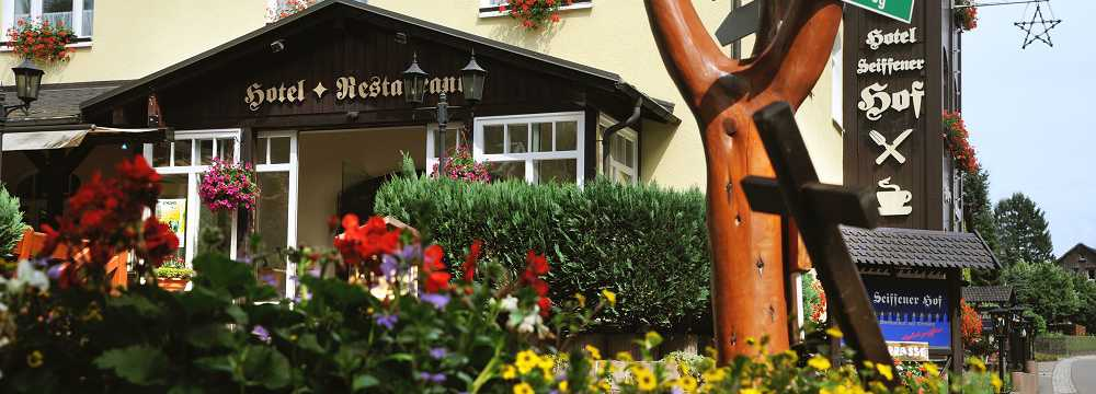 Restaurants in Kurort Seiffen: Seiffener Hof