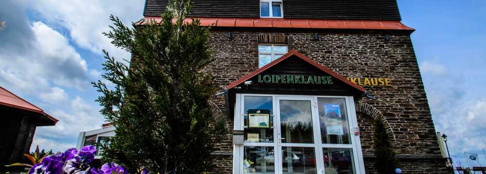 Loipenklause in Oberwiesenthal