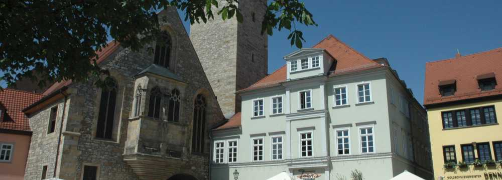Restaurants in Erfurt: Faustus Cafe Restaurant Bar
