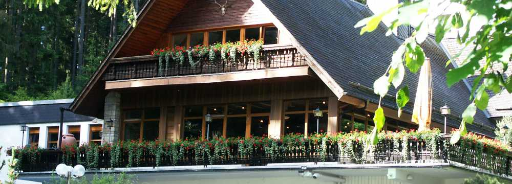 Restaurants in Schmalkalden: Waldhotel Ehrental