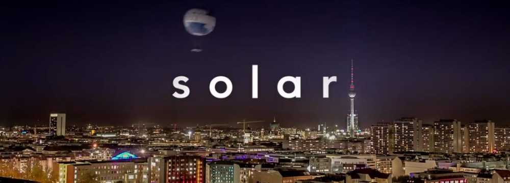 SOLAR Sky-Restaurant & -Lounge in Berlin
