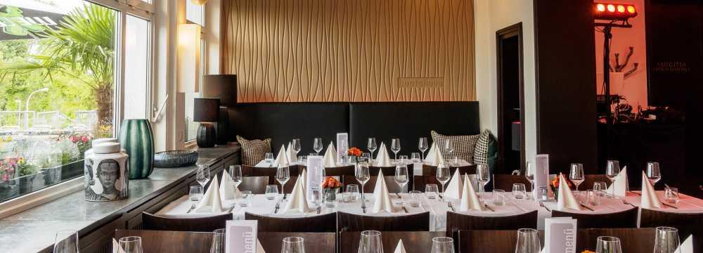 Restaurants in Mannheim: Bootshaus
