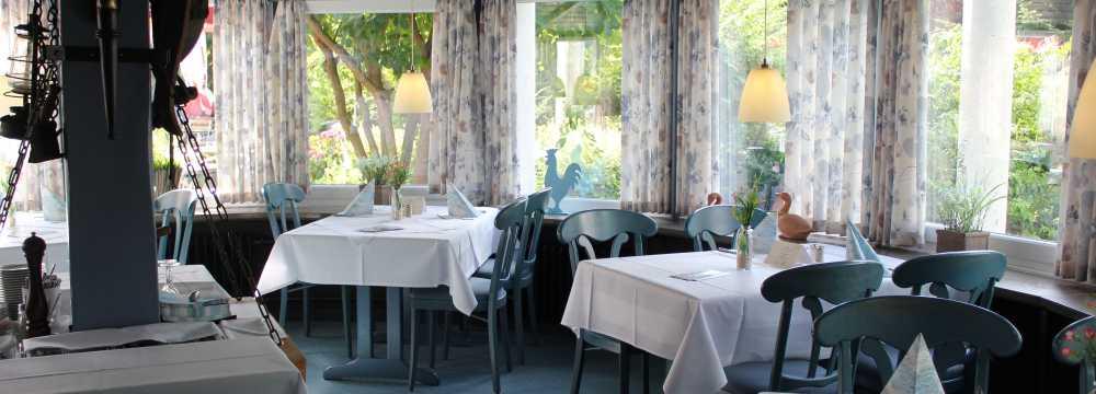 Restaurant blaue Ente im Waldhotel Schäferberg in Espenau bei Kassel