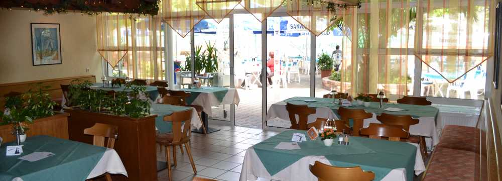 Restaurants in Neckarsulm: Happy Match - Tennis- und Freizeitanlage