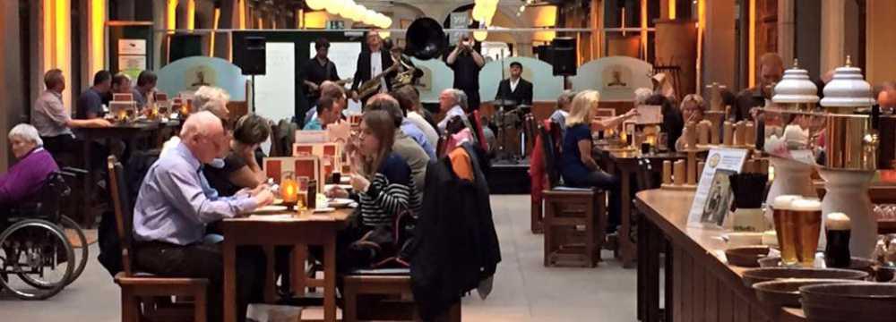 Restaurants in Dresden: Wenzel Prager Bierstuben Dresden