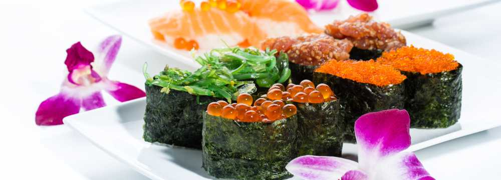 Restaurants in Hamburg: Sushi Factory