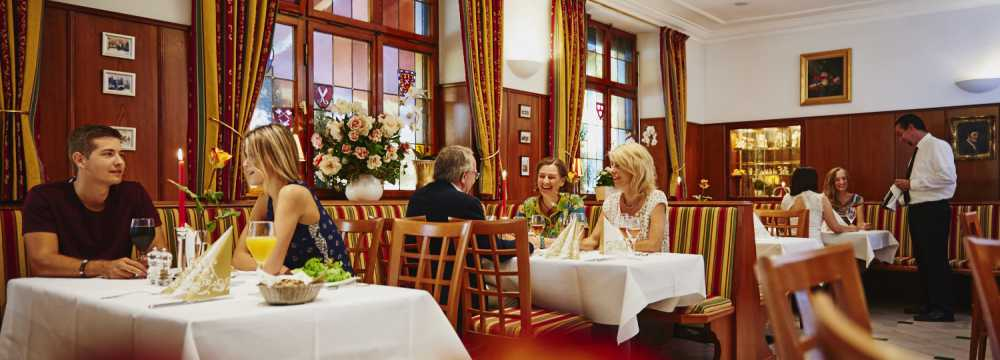 Restaurants in Donaueschingen: Hotel Linde Donaueschingen