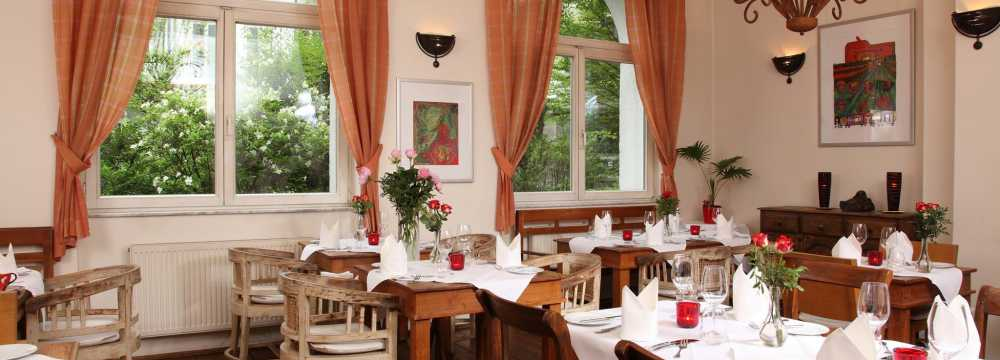 Restaurants in Köln: Grubers Restaurant