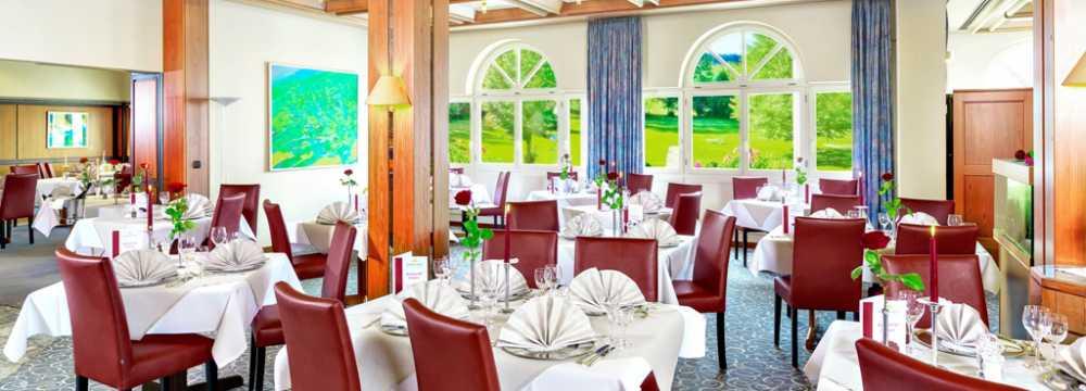 Restaurant im Hotel Sonnengarten in Bad Wörishofen
