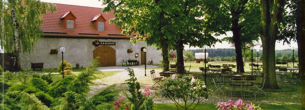Restaurants in Bocka: Hotel Hohe Reuth