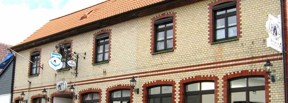 Restaurants in Usingen: Landgasthof Eschbacher Katz