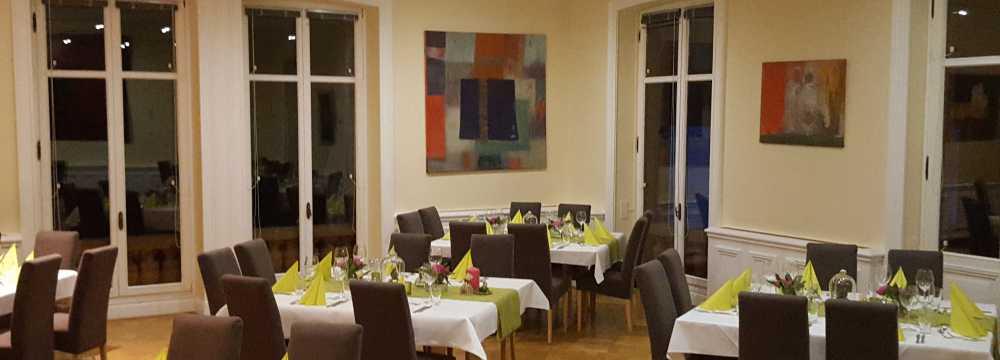 Restaurants in Mettlach: Schloss Ziegelberg