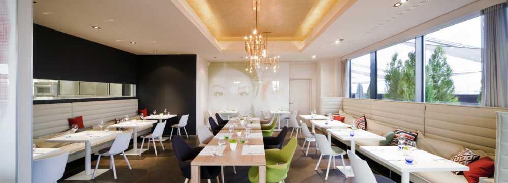 Restaurants in Mannheim: FACES Lounge