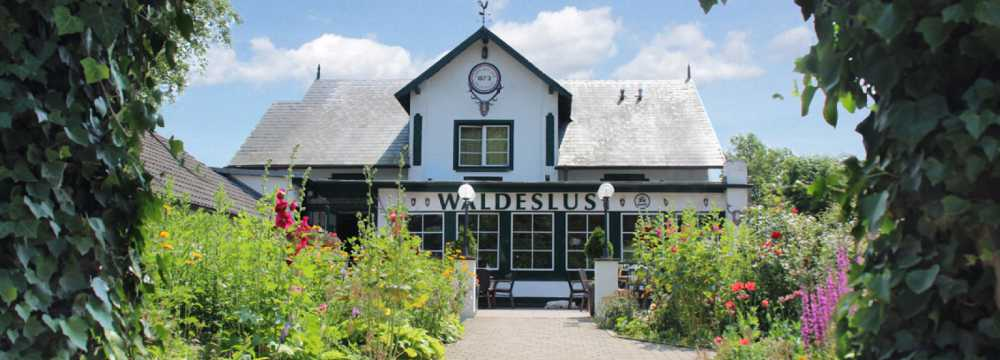 Gasthof Waldeslust in Hamfelde in Holstein