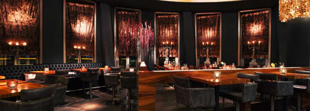 restaurant rocca im gehrys in d sseldorf. Black Bedroom Furniture Sets. Home Design Ideas