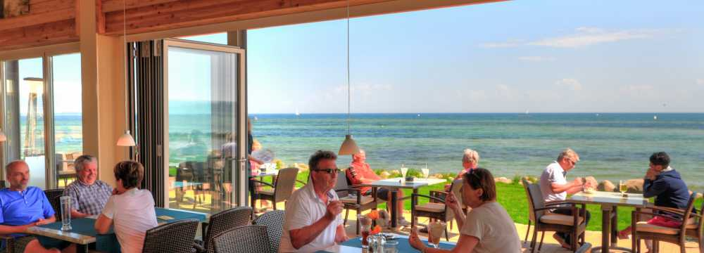 Restaurants in Fehmarn: Restaurant Seeblick