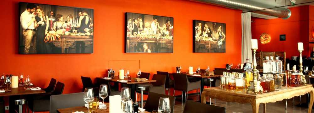 Restaurants in Hamburg: Au Quai Restaurant