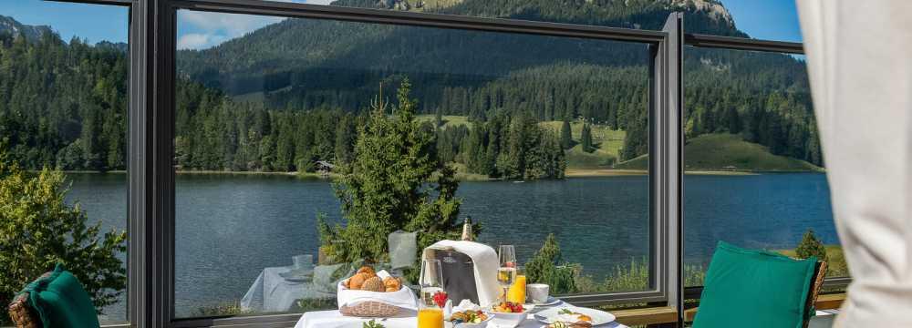 Restaurant König Ludwig Stube im Arabella Alpenhotel am Spitzingsee in Spit