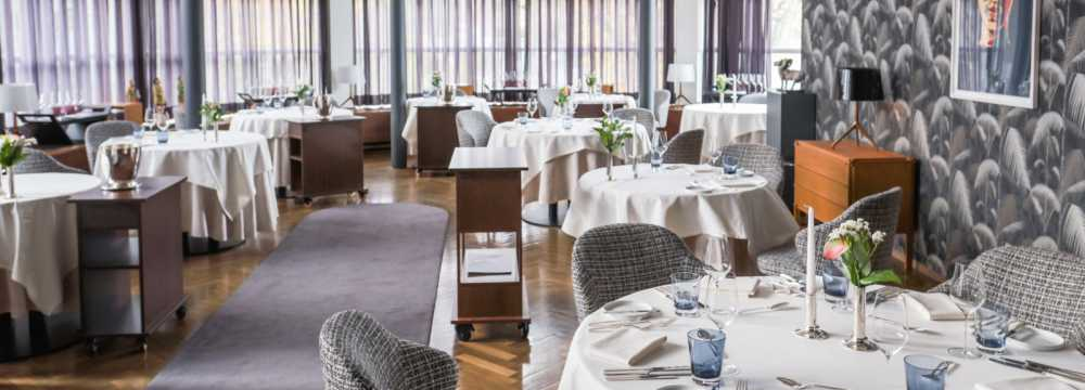 Restaurants in Frankfurt am Main: Restaurant Lafleur, Relais & Châteaux