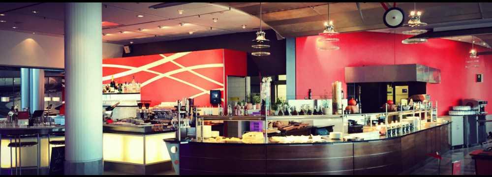 Restaurants in Stuttgart: Red Baron Stuttgart Airport