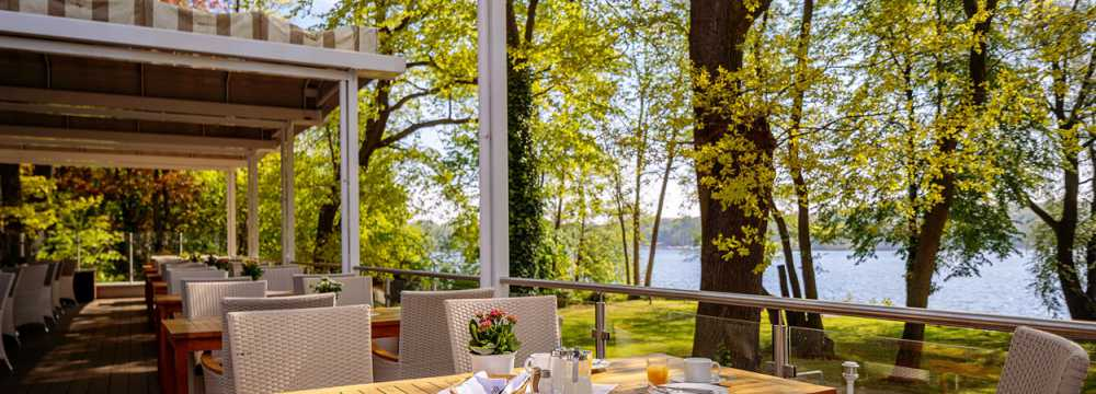 Restaurants in Potsdam: Seerestaurant im INSELHOTEL Potsdam