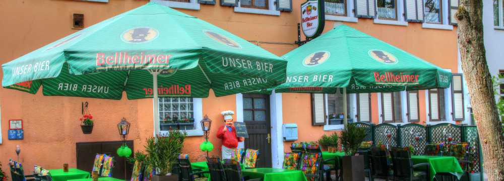 Restaurants in Germersheim: Restaurant Pension Germania Germersheim