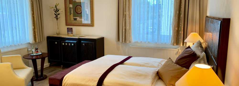 Boutique Hotel Goldene Henne in Wolfsburg