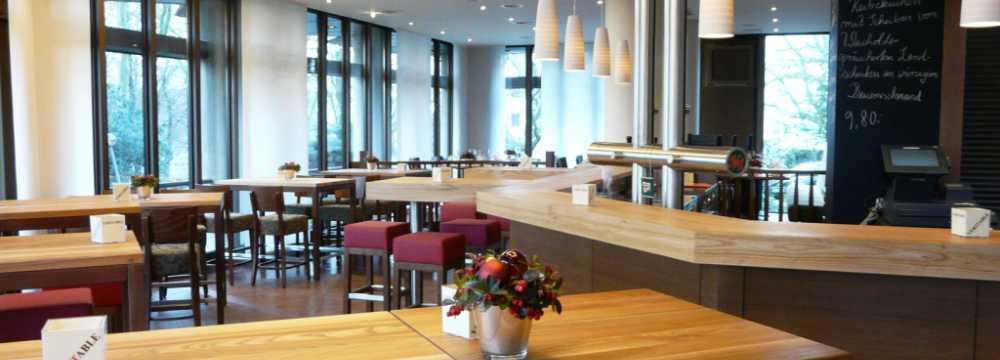 VeriTable im Best Western Parkhotel Westfalenhallen in Dortmund