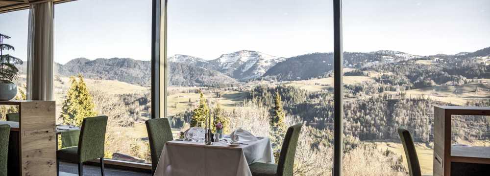 Restaurant Bergkristall – Mein Resort im Allgäu in Oberstaufen