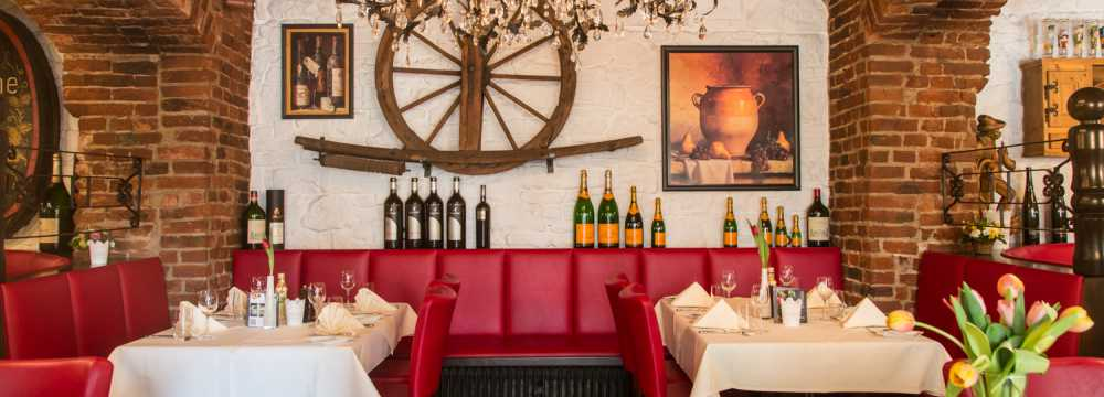 Restaurants in Frankfurt am Main: Landhaus Alte Scheune