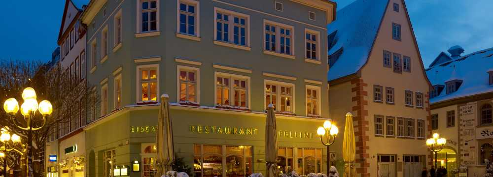 Restaurants in Erfurt: Restaurant Fellini