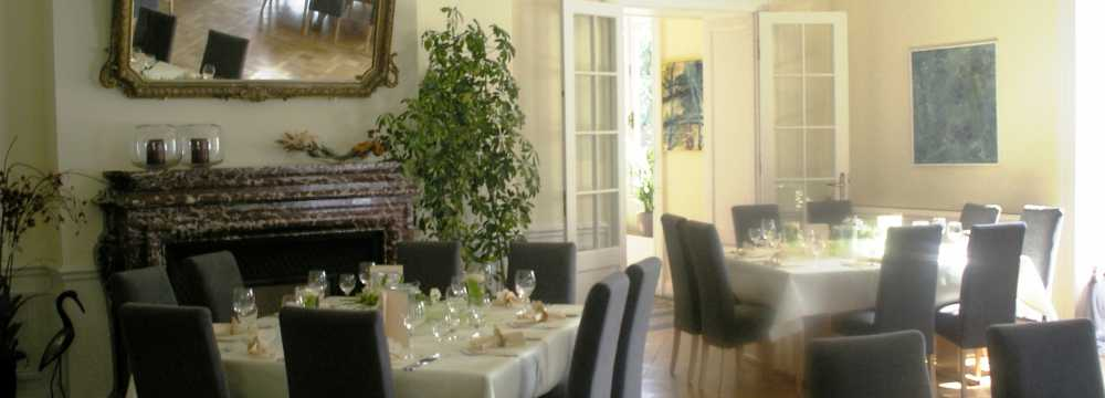 Restaurants in Mettlach: Schloss Ziegelberg
