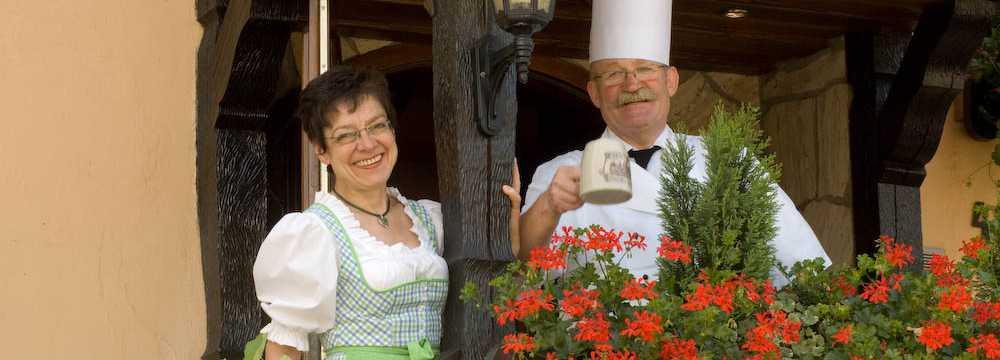 Hotel Gasthof zum weyßen Rößle zu Schiltach in Schiltach