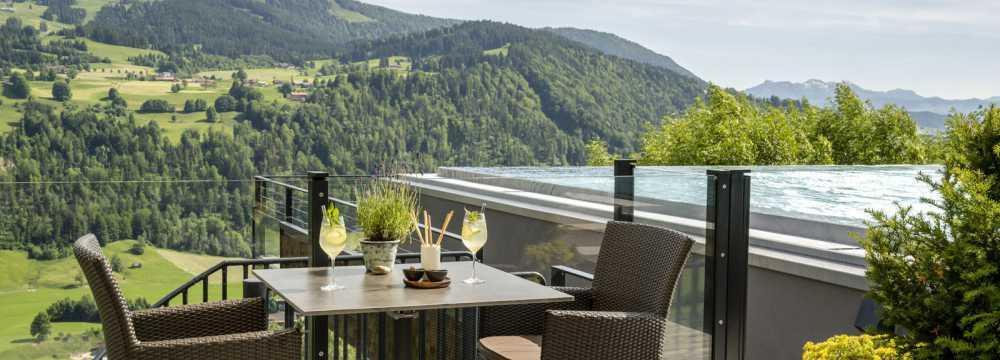 Bergkristall – Mein Resort im Allgäu in Oberstaufen