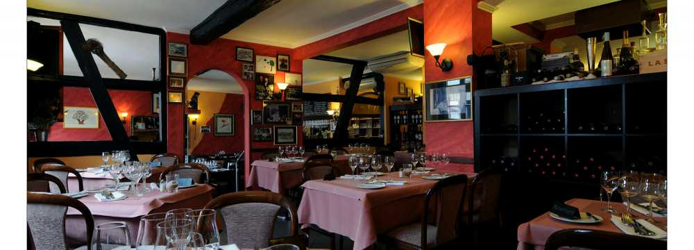 Restaurants in Eltville am Rhein: Osteria Piccolo Mondo