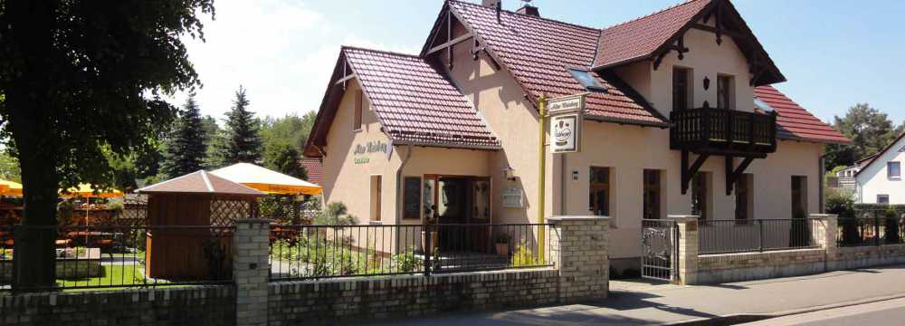 Restaurants in Storkow: Alter Weinberg