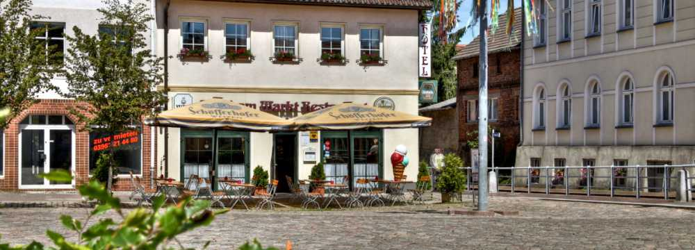Restaurants in Altentreptow: Hotel am Markt