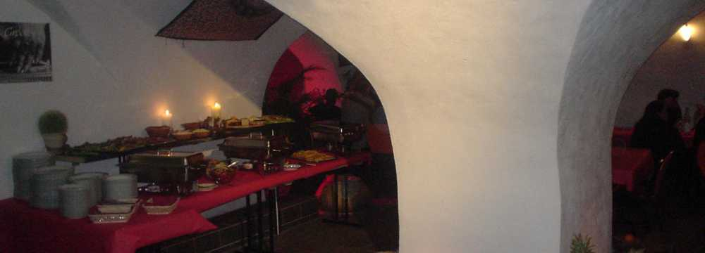 Restaurants in Greifswald: Caspar