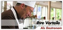 Vorteile f�r Restaurants und ihre Betreiber