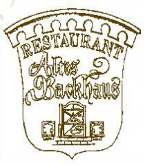 Logo von Restaurant Altes Backhaus  in Mayen