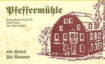 Logo von Restaurant Pfeffermühle in Trier