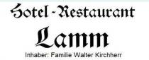 Logo von Hotelrestaurant Lamm in Bad Teinach