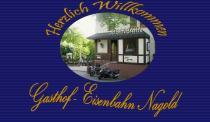 Restaurant Gasthof-Eisenbahn in Nagold