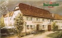 Logo von Restaurant Brauereiausschank Hieronymus in Kippenheim-Schmieheim